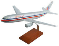 American Airlines Airbus A300-600 Airplane Model