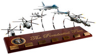 Toys and Models Presidential Aircraft Model Collection