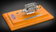 CMC Models 1956 Maserati 300S Engine with Showcase