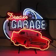 Neonetics Dream Garage 57 Chevy Neon Sign