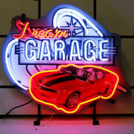 Neonetics Dream Garage Camaro Neon Sign
