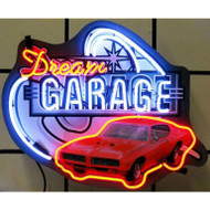 Neonetics Dream Garage GTO Neon Sign