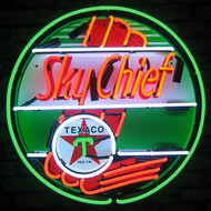 Neonetics Texaco Sky Chief Neon Sign