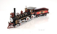 Union Pacific Steam Locomotive in 1:24 Scale