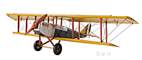 Curtiss JN-4 Jenny in 1:18 Scale