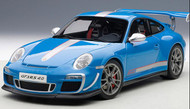 Autoart Porsche 911 GT3 RS 4.0 in Blue