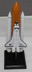 Challenger Space Shuttle Full Stack
