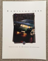 1995 Cadillac Full Line Sales Brochure