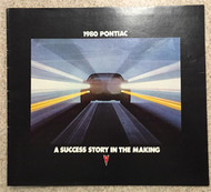 1980 Pontiac Full Line Dealer Brochure