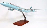 Air Canada A340-500 Model Airplane