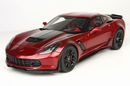 BBR Models 2015 Corvette C7 Z06 in Red
