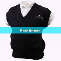 Pre-Order Aspen Hill Navy Knit Vests