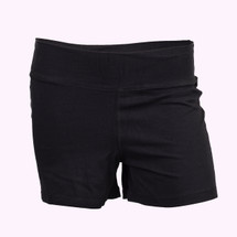 Black modesty short