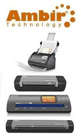 Ambir Technology FS580-AS
