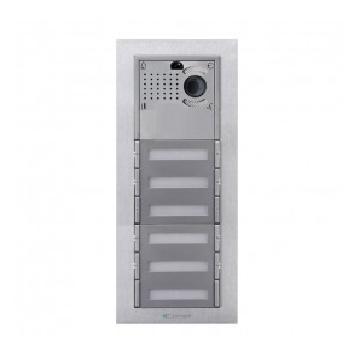 comelit imvds ezpack video digital keypad entry panel kit surface. Black Bedroom Furniture Sets. Home Design Ideas