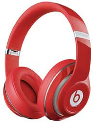 Beats by Dr. Dre STUDIOWRLSRED