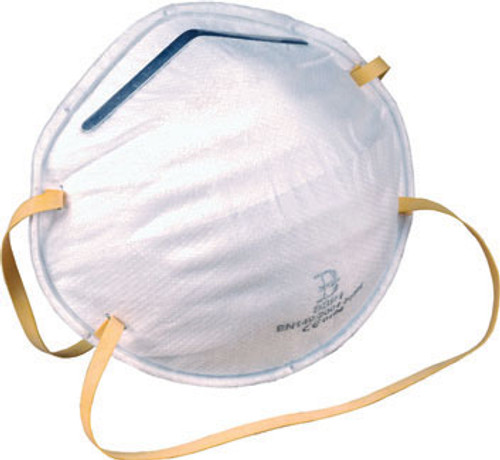 BBP1 (FFP1) Moulded Disposable Masks (box of 20)