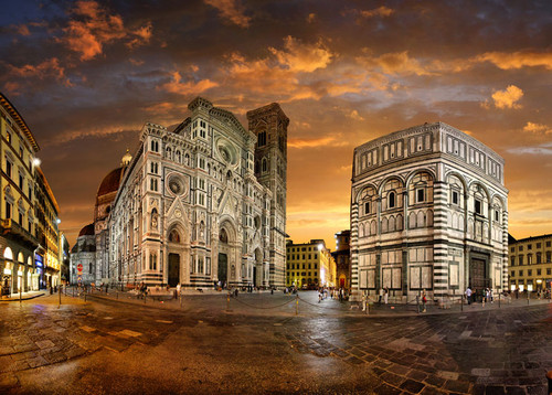 Italy, Florence - Course Deposit