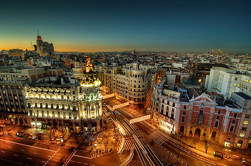 Spain, Madrid - Course Deposit and Student Visa Program