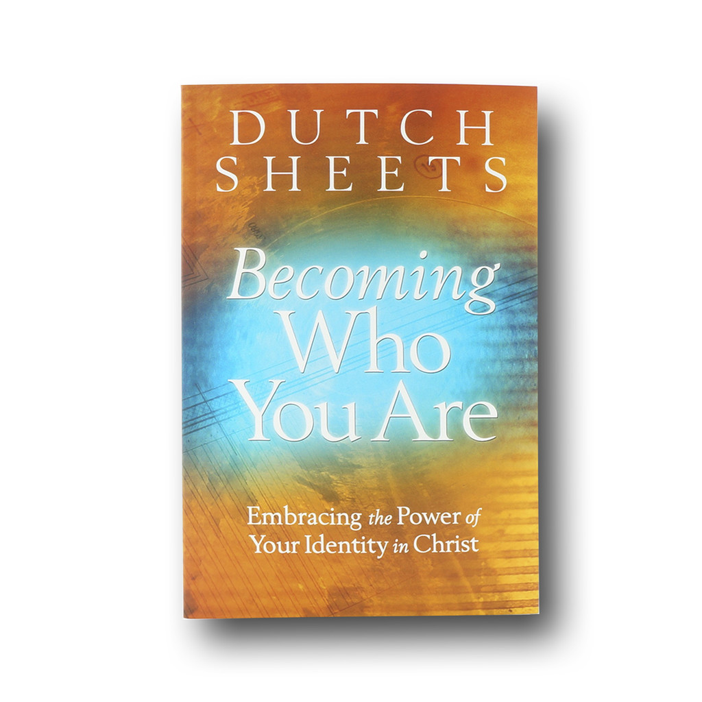 Becoming Who You Are: Embracing the Power of Your Identity in Christ