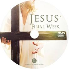 Jesus' Final Week (DVD)