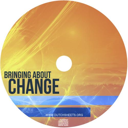 Bringing About Change (CD)