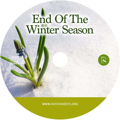 End Of The Winter Season (CD)