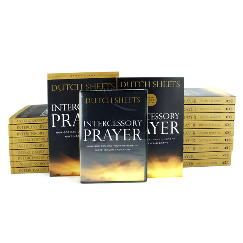 Intercessory Prayer (DVD Group Study)
