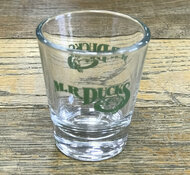 M.R. Ducks® Short Shot Glass