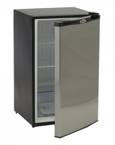 11001 Stainless Steel Front Panel Refrigerator