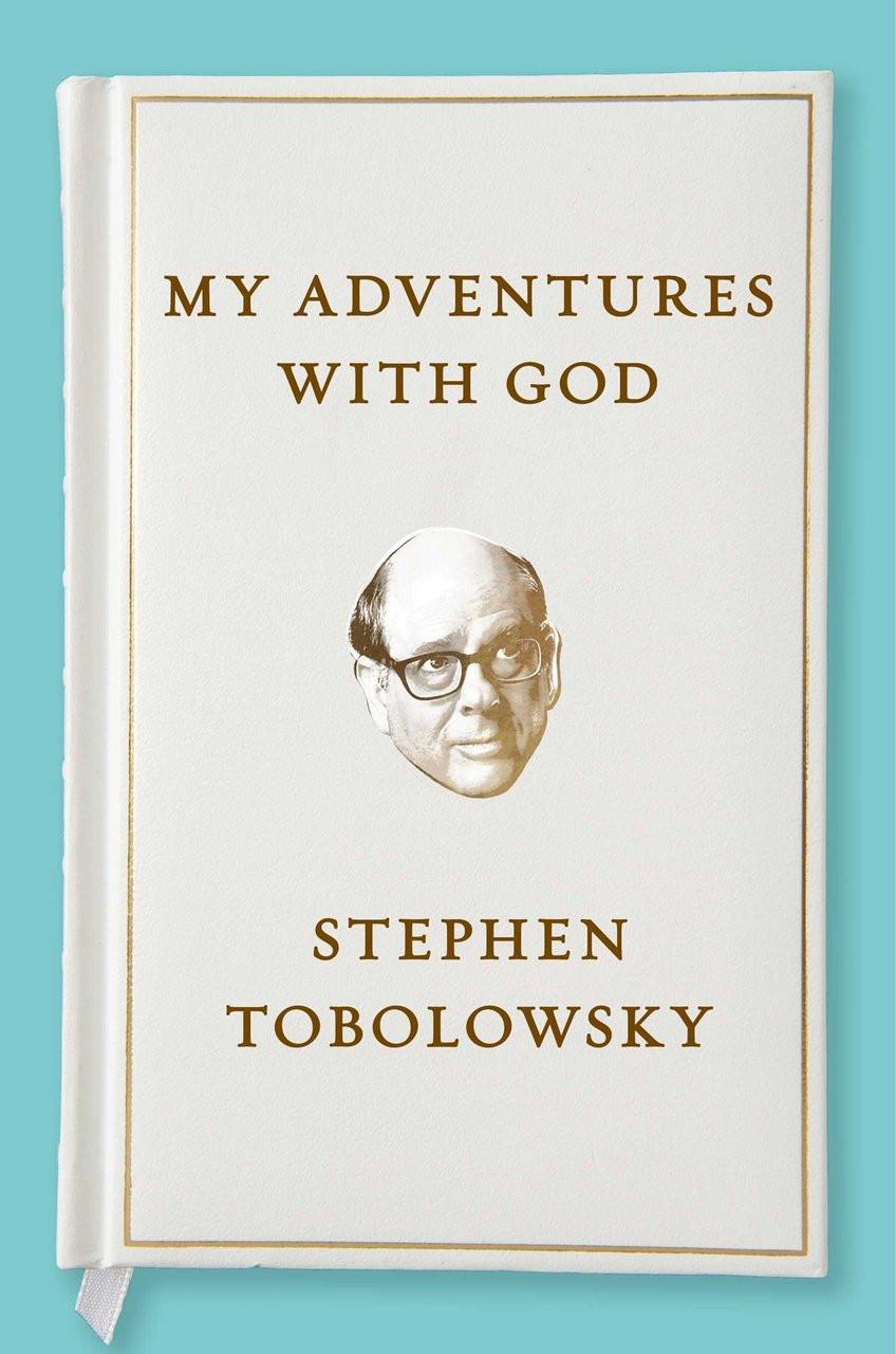 My adventures with god stephen tobolowsky signed book my adventures with god xflitez Image collections