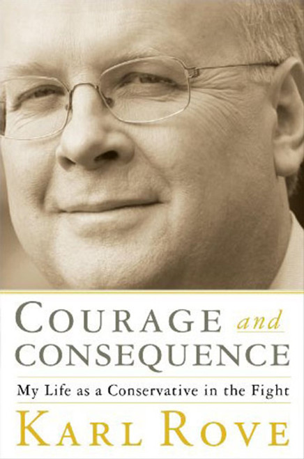Autographed Book by Karl Rove