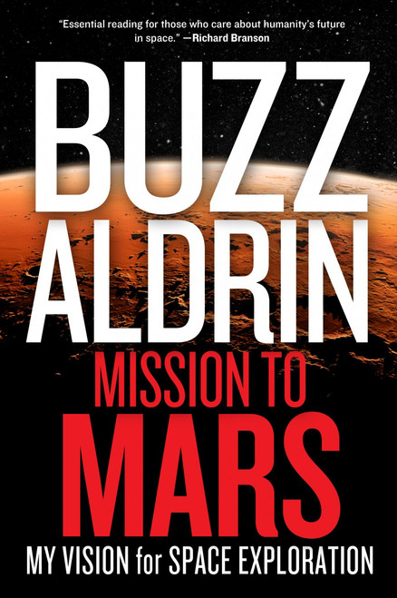 Mission to Mars Autographed by Buzz Aldrin