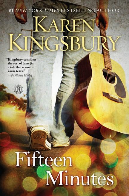 Fifteen Minutes Autographed by Karen Kingsbury