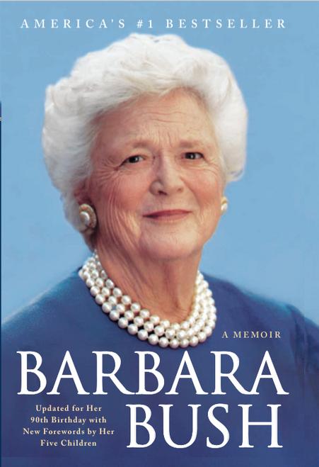 Barbara Bush: A Memoir (Exclusive Hardcover Edition)