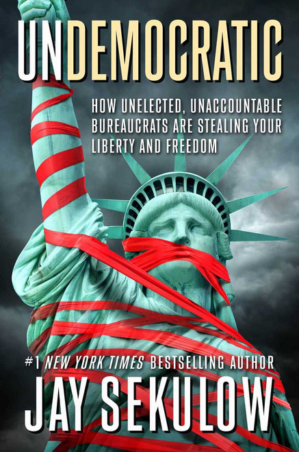 Undemocratic Autographed by Jay Sekulow