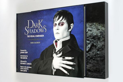 Dark Shadows: The Visual Companion