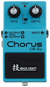 Boss CE-2W Waza Craft Chorus Effects Pedal