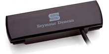 Seymour Duncan SA-3HC Woody Hum Cancelling Acoustic Pickup - Black