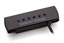 Seymour Duncan SA-3XL Woody Hum Cancelling Acoustic Pickup - Black