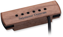 Seymour Duncan SA-3XL Woody Hum Cancelling Acoustic Pickup - Walnut