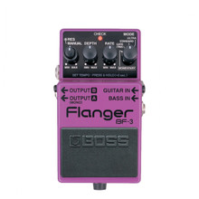 Boss BF-3 Flanger Effects Pedal