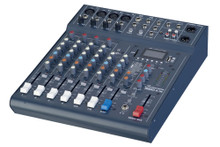 Studiomaster Club XS8 8-Channel Mixing Desk