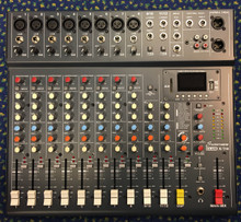 Studiomaster Club XS12 12-Channel Mixing Desk