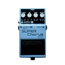 Boss CH-1 Super Chorus Effects Pedal