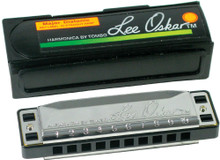 Lee Oskar Major Diatonic Harmonica - C
