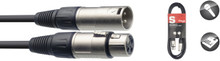 Stagg SMC10 10m Microphone Cable XLR to XLR