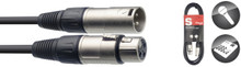 Stagg SMC15 15m Microphone Cable XLR to XLR