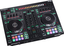 Roland DJ-505 Two-Channel Four-Deck Serato DJ Controller