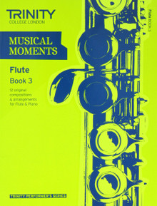 Trinity College London Musical Moments Flute Book 3